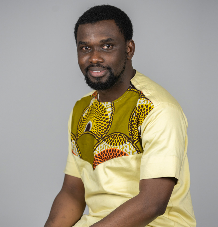 Seth Boateng - Head of Christian Entertainment Shows, Events
